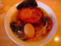 「塩玉らーめん+麺大盛り」@らーめん かじゅんの写真