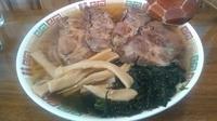 「炙り厚切りチャーシュー麺」@かじかや手打らーめんの写真