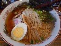 「中華そば(麺大盛り)」@影武者の写真