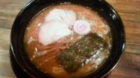 「武士系豚骨らーめん¥680」@麺屋ZERO1 恵比寿東口店の写真