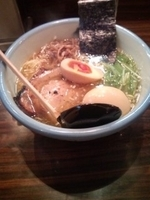 「ゆず塩+炙りチャーシュー=950円」@AFURI 恵比寿の写真