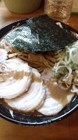 「特製中華そば」@中華蕎麦 とみ田の写真