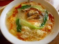 「酸辣湯麺」@8番らーめん 座光寺店の写真