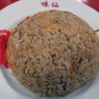 「チャーハン(炒飯)¥530」@中国南北酒菜 味仙 矢場店の写真