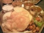 「ミールスBセット(ノンベジ) 2,260円」@南インド料理 ダルマサーガラの写真