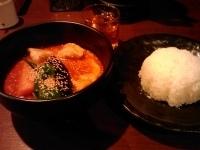 「MoMoと野菜のスープカレー(10ボーガ)」@SHANTi 池袋店の写真