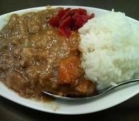「カレー丼(250円)」@東池袋大勝軒 ROZEOの写真