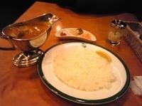 「牡蠣と白アワビ茸のカレー」@Mannaの写真