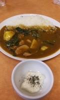 「横浜イタリアンカレー  1辛」@カレーハウスCoCo壱番屋 東急白楽駅前通り店の写真