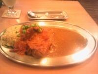 「ムルギーランチ」@カレーレストラン シバの写真