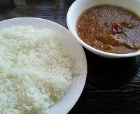 「チキンカレー 730円」@curry 草枕の写真