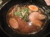「和風醤油麺 大盛り」@麺屋 五郎蔵の写真
