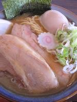 「特製とりそば改¥850+特濃¥80+大盛スープUP¥100」@麺屋 ざくろの写真