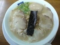 「魁龍らーめん+味玉」@魁龍の写真