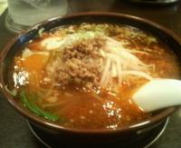 「美麺、うま辛坦坦麺」@山本さん家 池上店の写真