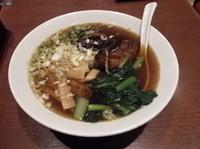 「豚角煮麺」@中華ダイニング 好鴨の写真