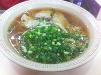 「醤油ラーメン」@めんくいの写真
