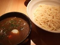 「カレーつけ麺」@老麺家 北新地 ぼんくらの写真