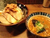 「特製つけ麺」@ゴリラーメンの写真