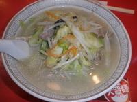 「タンメン(550円)」@中国家庭料理 大元の写真