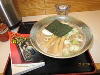「渓らーめん(小、渓麺)¥700」@食処 渓の写真