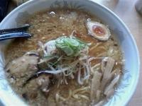 「ら~めん(大盛り・太麺)700円」@からしやの写真