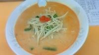 「朝鮮味噌麺(辛みそラーメン)¥750」@珍満の写真