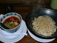 「あつもり辛味噌つけ麺(並) 850円」@きまぐれ八兵衛の写真