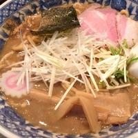 「魚介豚骨らーめん 700円」@麺屋 ほたるの写真