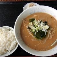 「餃子セット(味噌ラーメン)」@きょうやラーメン 深谷店の写真
