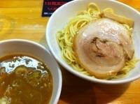 「つけ麺」@烏城の写真