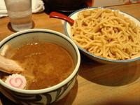 「ど濃厚つけ麺中盛(限定20)」@麺屋 狢〜むじな〜の写真