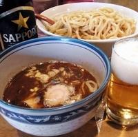 「新作味噌つけ麺 大盛」@つけめん 蕾の写真
