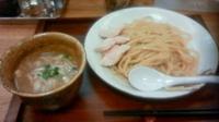 「つけ麺¥750→¥550(モテコクーポン)」@麺屋桜木の写真