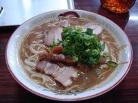 「中華そば ダブル」@うらしま食堂の写真