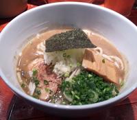 「鶏魚介煮干¥730」@喜元門 つくば東光台店の写真