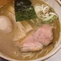 「味玉らーめん」@麺や 樽の写真