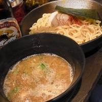 「まろ味つけ麺」@つけ麺 らーめん 研究所の写真