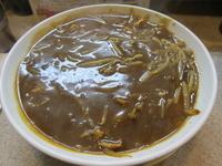 「カレーラーメン(ごはん・生卵付き)」@ととち丸の写真