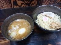 「つけ麺(味玉サービス)」@ラーメン まぁびんの写真