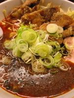 「鳳凰麺(1辛)¥950」@中華そば・特製もりそば 己勝軒 満帆の写真