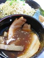 「豚トロつけ麺¥880」@らーめん 福よし 加須店の写真