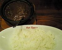「ハンバーグカレー 850円」@手作りカレー Hot Spoonの写真