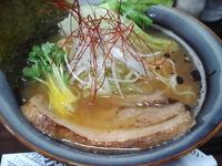 「海鳥」@カフェバールナ 麺の部の写真