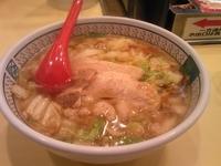 「おいしいラーメン」@どうとんぼり神座 千日前店の写真