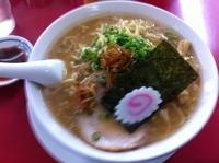 「特製中華そば大盛り」@日和田製麺所の写真