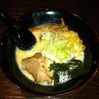 「塩ハーフらーめん(¥430)」@北海道らーめん ひむろの写真