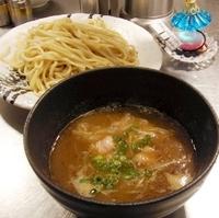 「濃厚豚骨魚介つけ麺(醤油)」@麺処 ほん田 東京駅一番街店の写真