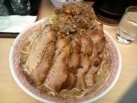 「ふじ麺(ニンニクア多めアブラ多め)¥700→¥500(モテコクー」@景勝軒 太田店の写真
