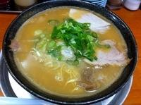 「味噌ラーメン」@みそラーメンさつきの写真